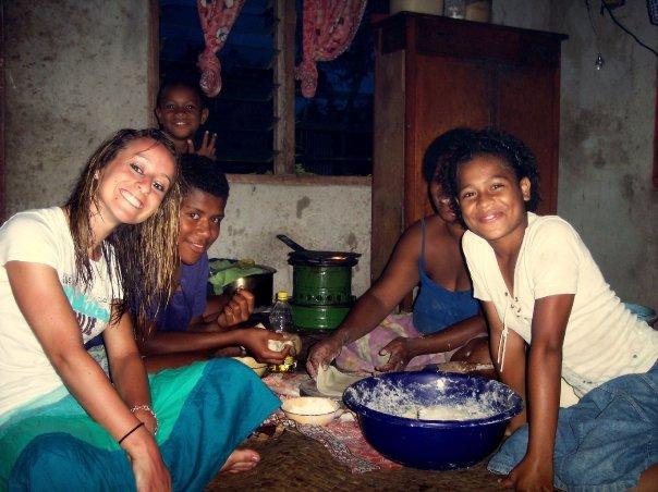 fiji family and me