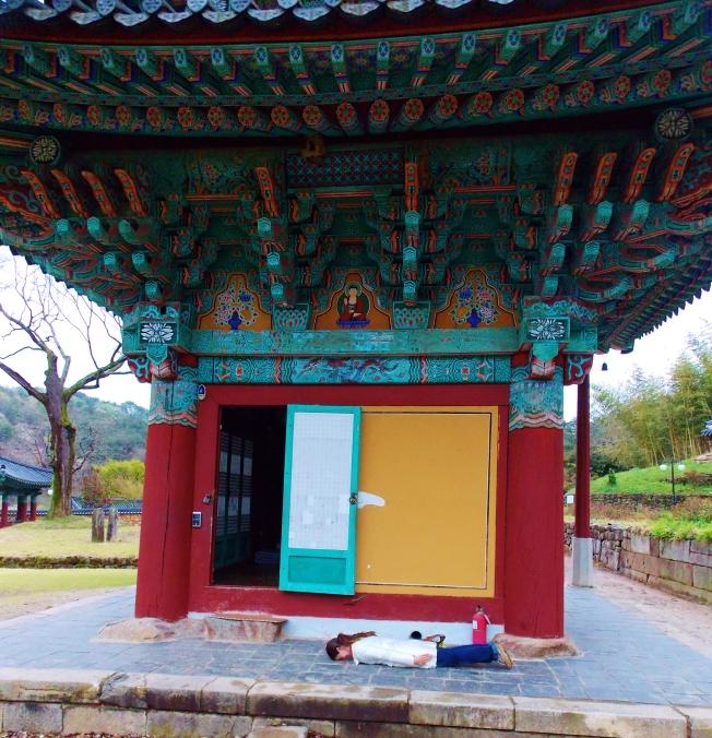 Hwasun Temple