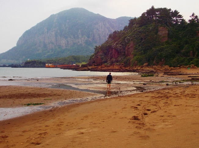 Hwasun Beach. Secluded. Quiet. PERFECT!