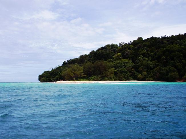 Tunku abdul rahman marine park for some diving.