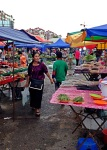 Strollin' the Streets of Kota Kinabalu- Night Market and Gaya Street Market