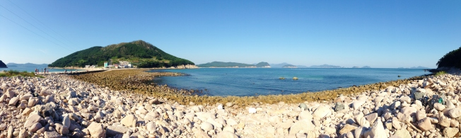 Goodbye Jirisan National Park and Hello Bijindo Island :)